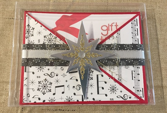 gift, certificate, christmas,