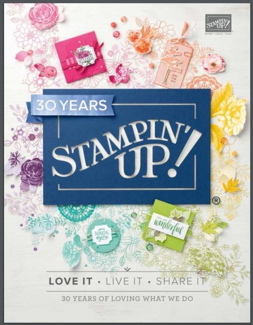Susan Levasseur, WOW NOLA Creations, Stampin' Up! Annual Catalog