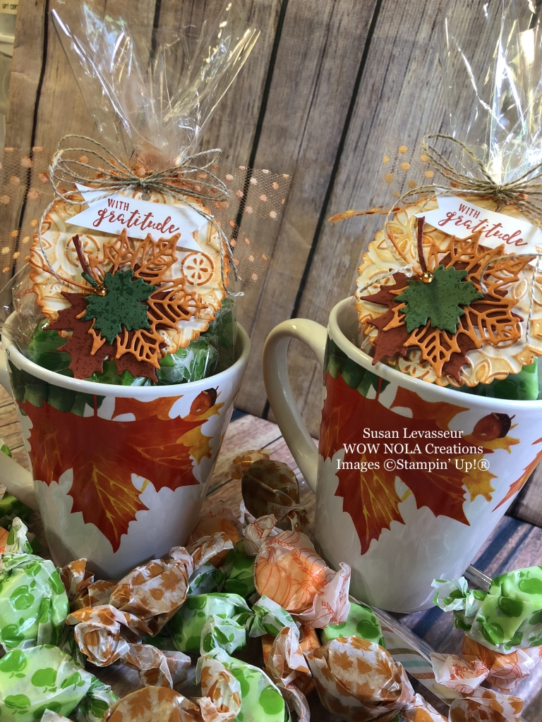 Seasonal Layers  Fall Holiday Gift