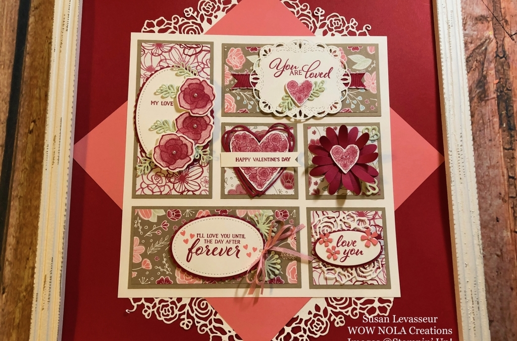 Forever Lovely Sampler WOW Class to Go!