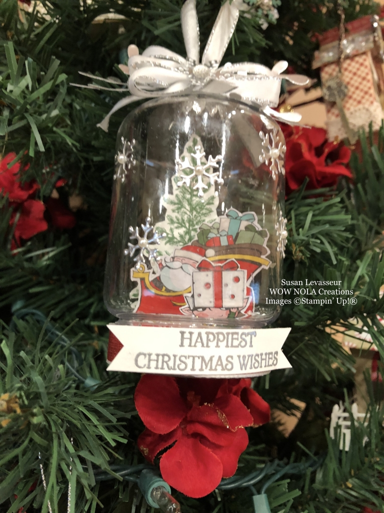 Christmas Keepsake Ornament 2018 - Create Something Beautiful!