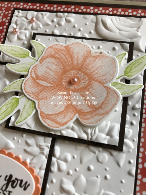 Susan Levasseur, WOW NOLA Creations, Painted Seasons Bundle, Sale-a-Bration 2019, Stampin' Up!