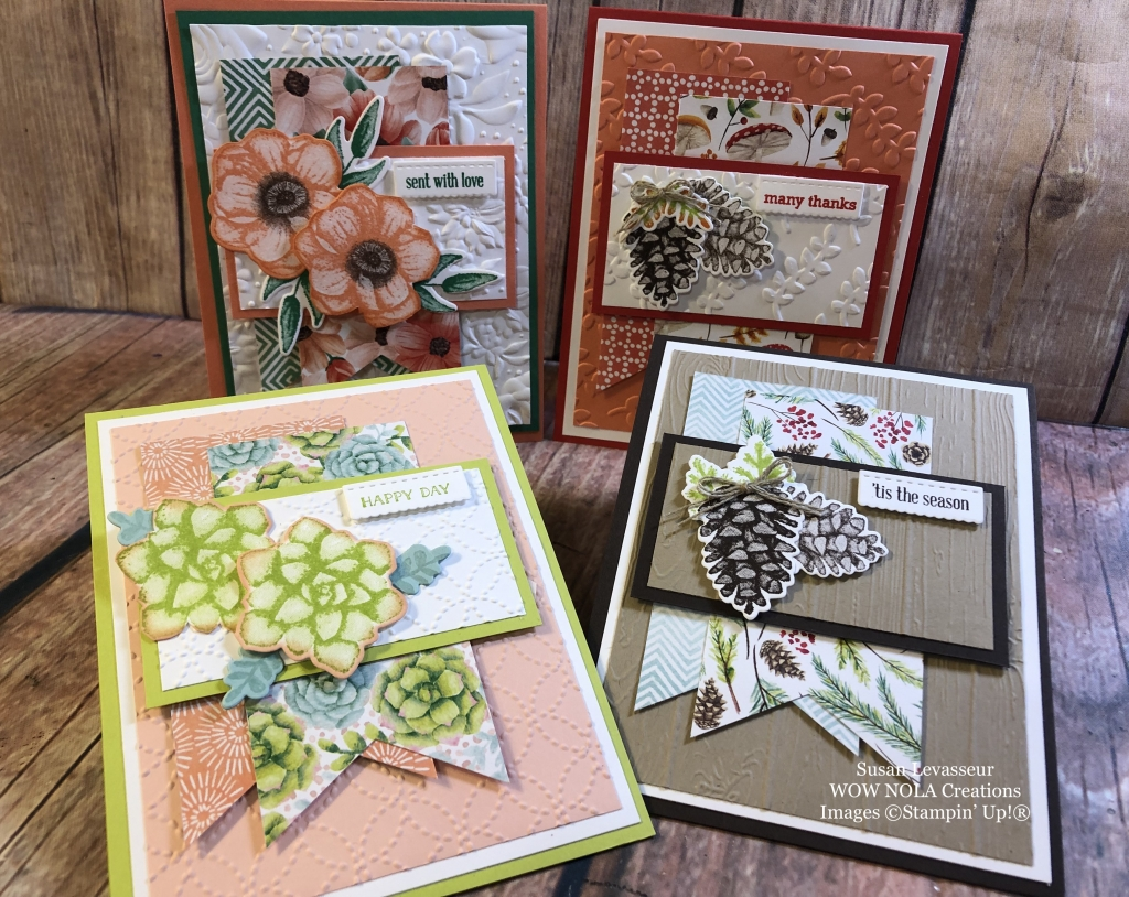 Four Seasons Quick Cards