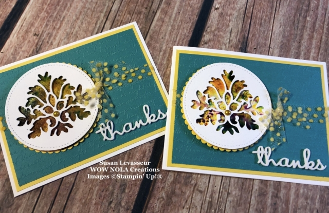 Tasteful Backgrounds, Pigment Sprinkles, Stampin' Up!