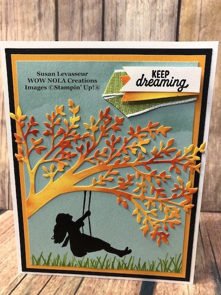Keep Dreaming with Silhouette Scenes