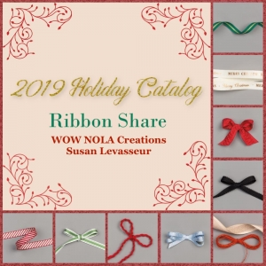 Holiday Ribbon Share 2019
