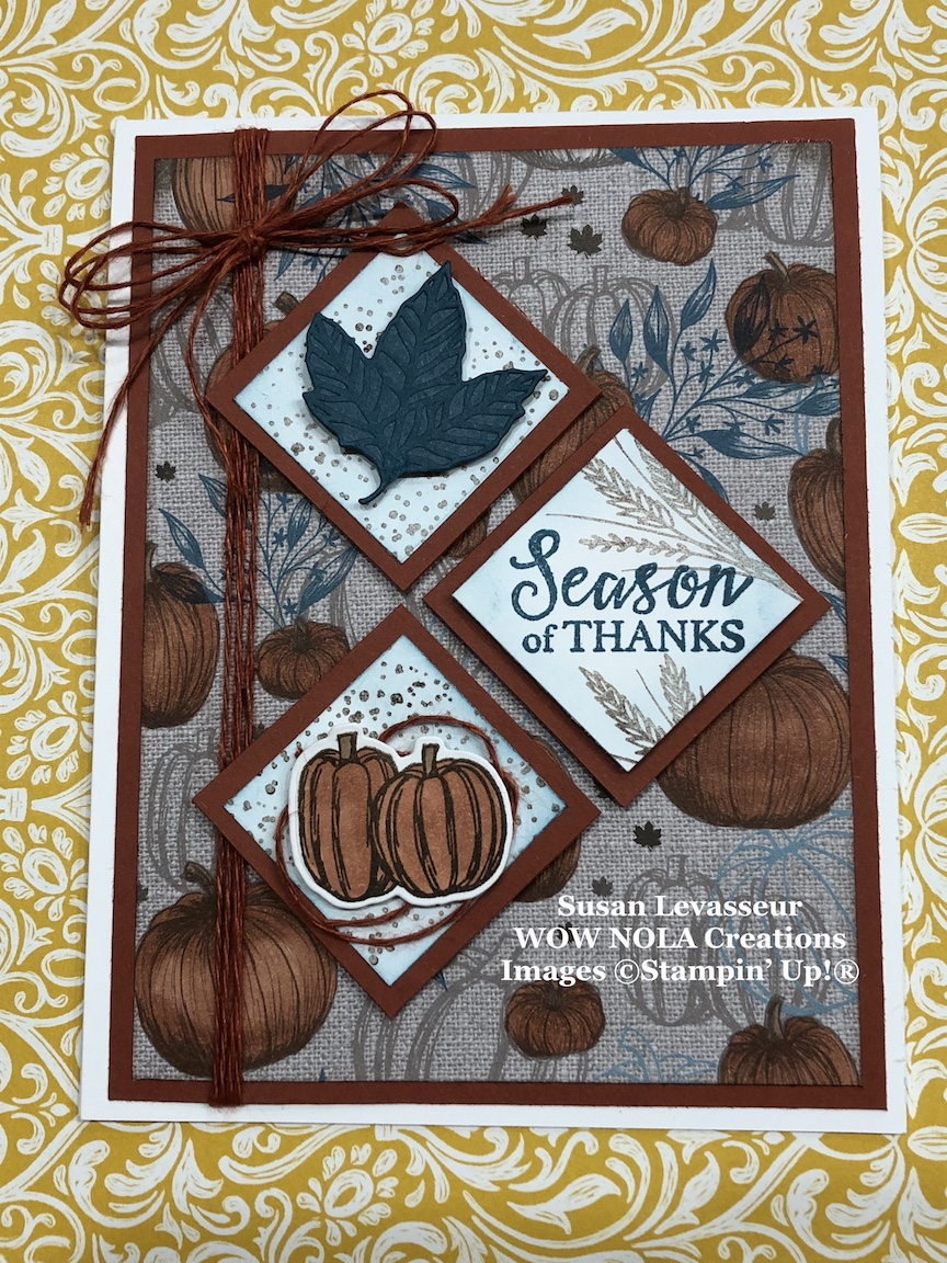 Gather Together Fall Card