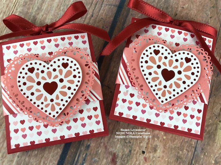 Valentine Slider Treat Box