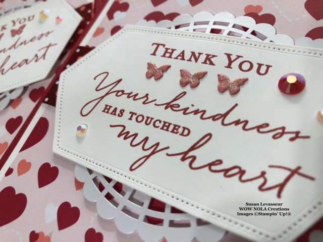 From My Heart Customer Thank You Card
