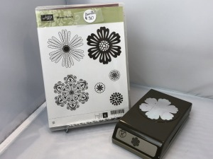 Punch Bundle: Mixed Bunch Stamp Set and Flower Punch