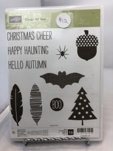 Stamp Set: Cheer All Year
